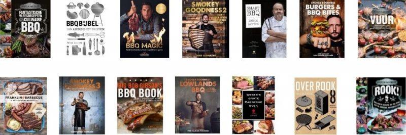beste barbecue boeken 2021